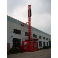 China 22×2kw 0-63m/min Lifting Speed Building Material Hoist Smooth Start on sale