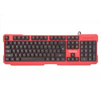 Quality Entry Level Membrane Gaming Computer Keyboard Anti Ghosting User Friendly wholesale