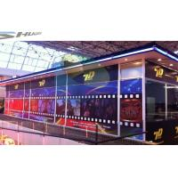 Quality 7.1 Channel Audio System 7D Movie Theater Simulator With Cinema Film wholesale