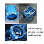 Quality Ductile cast iron flexible coupling wholesale