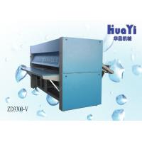 China Electric 1.3 Kw Auto Sheet Cloth Folding Machine Of Laundry Equipment on sale