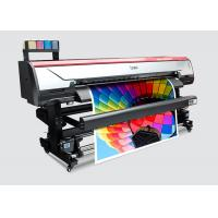 Quality 1.6m Wide Format Flex Banners Inkjet Printer Indoor Advertising Printing Machine wholesale