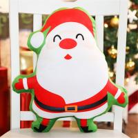Quality Durable Smooth Surface Santa Claus Reindeer Stuffed Animal 20cm Cuddly Gift wholesale