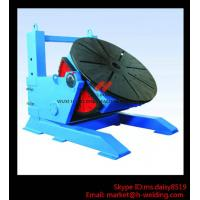 Quality Height Adjusting Automated Pipe Welding Positioner Turntable For Vessel Loading And Machining wholesale