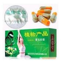 China Botanical Zisu slimming capsule on sale