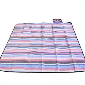 Quality SNUGLANE SGS Outdoor Patio Mat , Lightweight Picnic Blanket With Handbag wholesale