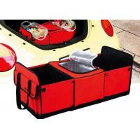 Quality Adjustable Trunk Dividers For Cars Groceries Car Trunk Storage Containers wholesale