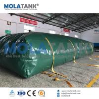 Quality Mola Tank Customized PVC water tank, irrigation water tank adding loops for transportation wholesale