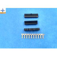 Quality Pitch 2mm LVDS Connectors, WTB Dupont Connector Double Row Wire Housing With 3 Bumps wholesale