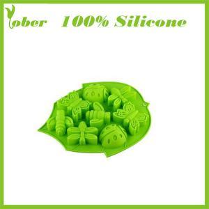 Quality 100% Silicone Custom Silicone Turner Silicone Oil Brush Silicone Tableware Silicone Ice Trays wholesale