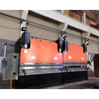 Quality 7.5kw 2500mm Multi-Axis CNC Hydraulic Press Brake 100t For Steel Tower / Truck Carriage wholesale