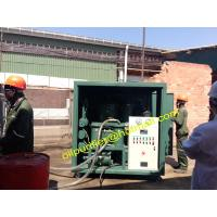 Quality High Voltage Transformer Oil Purifier,Insulation Oil Purification System, mineral Oil Filtration equipment supplier wholesale