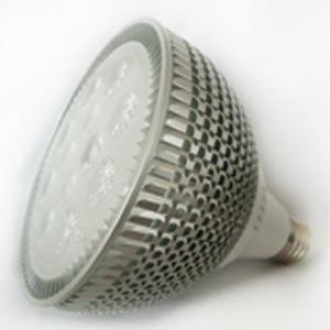China High Efficiency Aluminium Housing 3*3W High Power LED Spot Lamps with Heatsink Gu10 9W on sale