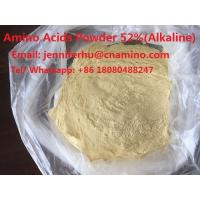 Quality Compound Free Amino Acids Powder 52% Organic Fertilizer ,Alkaline Amino Acids Powder wholesale