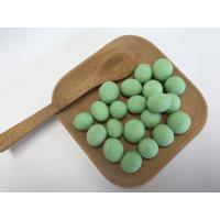 Round Shape Coated Wasabi Peanuts Bulk Packing Kosher Certifiacte