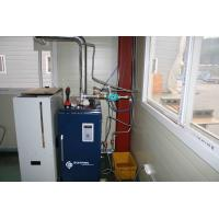 Quality 30KW Low Maintenance Wood Pellet Boiler LCD Display With Remote Control wholesale