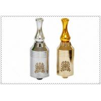 Quality High Capacity 4ml Stainless Rebuildable Atomizer Tanks Gold / SS wholesale