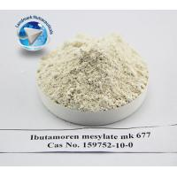 Quality Bodybuilding Sarm Powder Mk-677 Ibutamoren Top Purity Muscle Gain Bulking Pharmaceutical grade wholesale