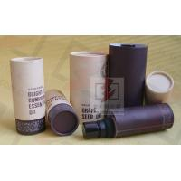 Quality Electronic Hookah Recycled Paper Tube Storage Container Recyclable wholesale