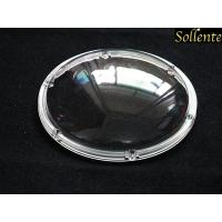 Quality 180mm Transparent LED Lens Cover ,  Round Outdoor Light Covers wholesale