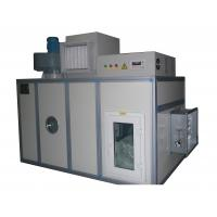 Buy cheap Automatic Silica Gel Desiccant Wheel Dehumidifier For Air Humidity Control product