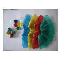 Cheap Disposable PE Shoe Covers/ PE Footwears Suppliers for sale