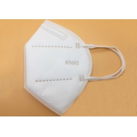 Quality Adult Earhook Type Disposable Kn95 Foldable Mask Anti Dust wholesale