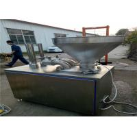Quality Hydraulic Meat Processing Machine For Sausage Filling Low Input 30L Capacity wholesale