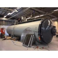 Quality High Performance Carbon Fiber Autoclave 1.5X4M For Aviation New Condition wholesale