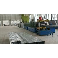 Quality 15KW Foot Plate Roll Forming Machine Custom Requirements Acceptable wholesale
