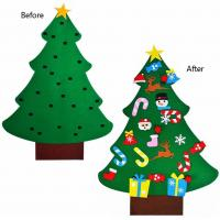 China 3D DIY 26pcs Detachable Ornaments Christmas Decorations Christmas Party Crafts Indoor Christmas Decorations on sale