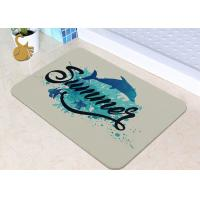 Quality Non Slip Durable Wear-Resisting Fast Dry Diatomite Non Slip Bath Area Mat wholesale