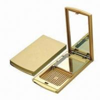 Quality Cosmetic Packing/Powder Boxes/Compacts/Containers/Cases, Sized 115 x 65 x 14mm wholesale
