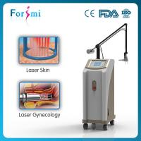Quality 30W RF Pipe Fractional co2 Laser machine the best laser for skin rejuvenation wholesale