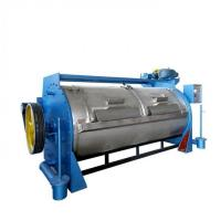 China Shigh Safety Semi Industrial Washing Machine , Industrial Laundry Machine Innner Outer Drum on sale