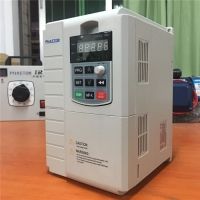 China Phaeton 3 phase 380V 5.5KW 5500W output solar water pump controller vfd frequency inverter for sale on sale