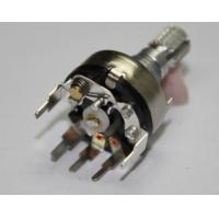 China Trimmer Potentiometer with 10,000cycles rotational life for Home Appliance/Personal Audio/earphone on sale