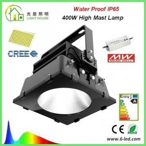 Quality 400W Flood Light IP 66 LED High Mast Lighting AC 85 – 277 V ISO9001 wholesale