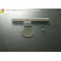 Quality Sheet / Tube Filter Screen Mesh 2 - 1000 Mesh Plain Weave Style For Machine Making wholesale