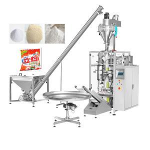 China SUS304 Quad seal bag powder filling and sealing machine on sale