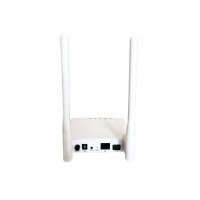 Quality OS-XU01GW(R) XPON ONT 1GE+WIFI for CLI,web management for chipset realtek DC12V 1A wholesale