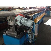 Quality Flying Saw Cutting Door Frame Making Machine 3 Ton 15 Stations wholesale