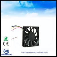 Quality High Speed USB PWM Axial CPU Computer Case Cooling Fans 70 x 70 x 15mm wholesale