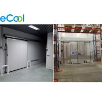Quality PU Sandwich Panel For Cold Storage / Refrigeration Modular Cold Room Panels wholesale