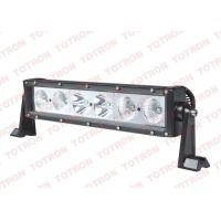 Quality 14 Inch 60W Super Bright Offroad LED Light Bar for Jeep , LED Off Road Lighting Fixtures wholesale