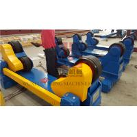 Quality Manual Welding Rotator Travel Bogie , Schneider Electric Control Units wholesale