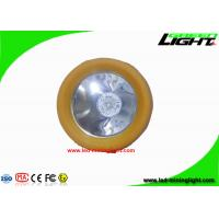 China Portable 10000 Lux Coal Mining Lights with USB / DC Charger High Low Beam on sale