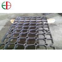 Buy cheap Alloy Steel Cast Tray Heat Treatment Fixtures EB22092 High Temperature from wholesalers