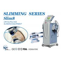 Quality Cryolipolysis Fat Freezing Machine For Body Shaping / Fat Reduction CE FDA Approval wholesale