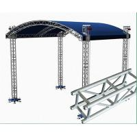 China Small Stage Lighting Truss , Spigot Truss , Concert Stage Roof Truss on sale